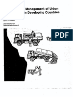 Countreau 1982 - Environmental Management of Urban Solid Waste in Developing Countries
