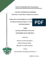 Pruebas para puesta en servicio de equipos de SSEE.pdf