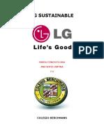 lg sustainable