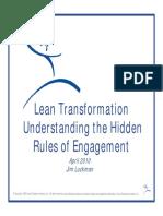 TransformationalLeadership Slides