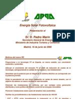 Propuesta Nuevas Tarifas APPA ASIF Jun08