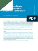 Estilos de Aprendizagem e Educação a Distância- Perspectivas e Contribuições