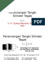 Perancangan Tangki Silinder Tegak (2)
