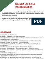La Segunda Ley de La Termodinamica (1)