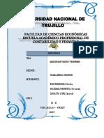 311364453 Auditoria de Pasivo y Patrimonio