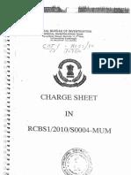 Amit Shah Charge Sheet