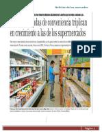 Las Tiendas de Conveniencia