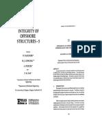 3.2 Offshore Estructures