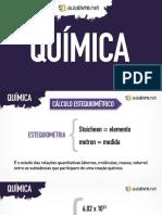 Quimica - Aula 03 - apresentacao-estequiometria.pptx