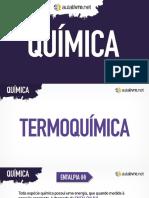 Quimica - Aula 10 - Apresentacao-termoquimica
