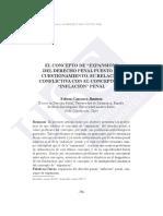 El Concepto de Expansión Del Derecho Penal Puesto en Cuestionamiento