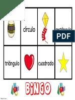Bingo Figur as Geometric As