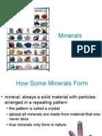 Geografia PPT - English - Minerals 02