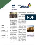 Boletin Legislativo I Periodo 2014 - 2015