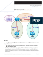 Ccnpv6 Route Lab3 5 Ospf Challenge Instructor