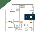 Diagrama de La Distribucion de La Empresa