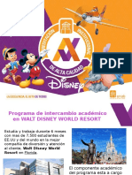 Disney International Program 2018