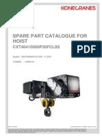 9a. SPARE PART CATALOGUE FOR HOIST.pdf