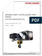 9a. SPARE PART CATALOGUE FOR HOIST.pdf