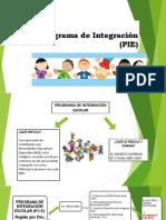 Pie Programa de Integración Escolar LDV