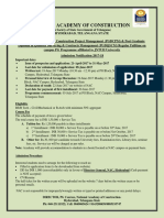 PG Courses Prospectus 2017 18