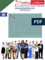 Naziha Brochure
