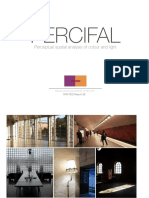 Análisis perceptual y espacial del color y la luz; Percifal, Eng