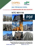 NTC901110- Instalações em Eddifícios de Uso Coletivo