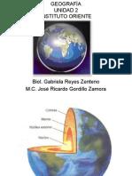 Geografia PPT - Planeta Terra Placas Tectonicas