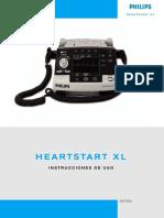 Manual Del Desfibrilador Philips