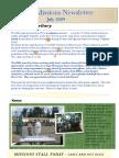 July 2009 Hills Christian Life Church Newsletter