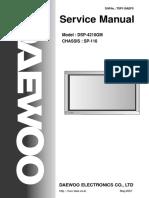 DAEWOO SP110 CHASSIS DSP4210GM PLASMA TV SM.pdf