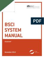 Bsci Manual 2.0 en Navigation Map