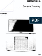 Grundig Planatron 2 Plasma Tv Training Manual