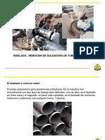 BISELADO , REMOCION DE SOLDADURA DE TUBERIAS DE ACERO.pdf