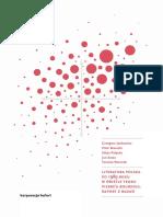 Literatura Polska Po 1989 Roku w Swietle Teorii Pierrea Bourdieu Raport z Badan
