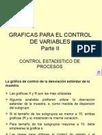 Gráficas Para El Control de Variables
