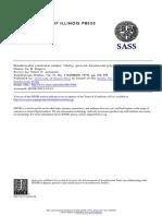 Antonsen, Elmer H. - Skandinavskie Runičeskie Nadpisi. Teksty, Perevod, Kommentarij by E. a. Mel'Nikova, V. T. Pašuto, Ja. N. Ščapova (Review)