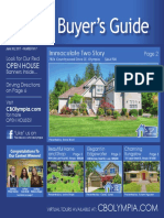 Coldwell Banker Olympia Real Estate Buyers Guide June 3rd 2017
