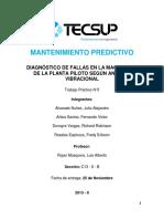 TP3 - Diagnóstico de Fallas en La Maquinaria de La Planta Piloto