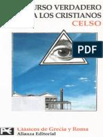 Celso - Discurso verdadero contra los cristianos.pdf