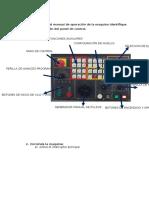 Procedimiento de Manejo de CNC