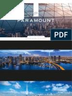 Paramount Miami Worldcenter Brochure