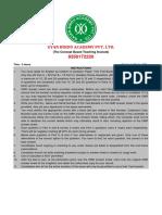 Csir Net Life Sciences Answer Key December 2016