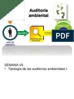 Auditoria Ambiental 2016-II Semana VII-IX