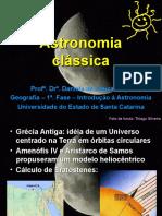 4 - Astronomia clássica.ppt