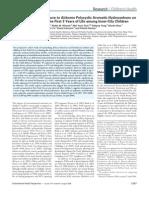 Pahs and Neurodevelopment Effects