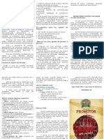 Folder Novas de Paz Missoes