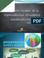 Bases Conceptuales de Epidemiologia