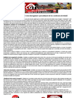 La nova Reforma Laboral, més desregulació i precarització de les condicions de treball.